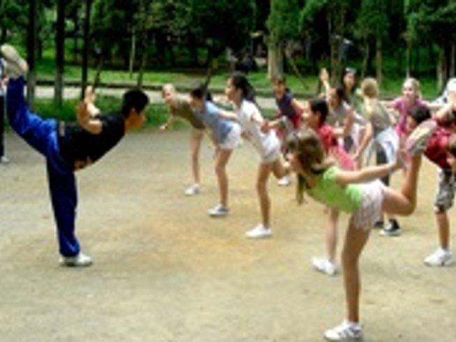 1 Month Yangshou Shaolin Kung Fu Training in China