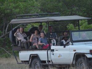 5 Day Epic Safari in Central Kalahari Game Reserve