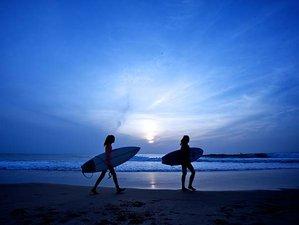 5 Days Surf Camp in Pottuvil, Sri Lanka
