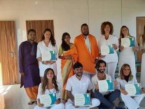 28 Day 300-Hour Meditation Teacher Training in Rishikesh