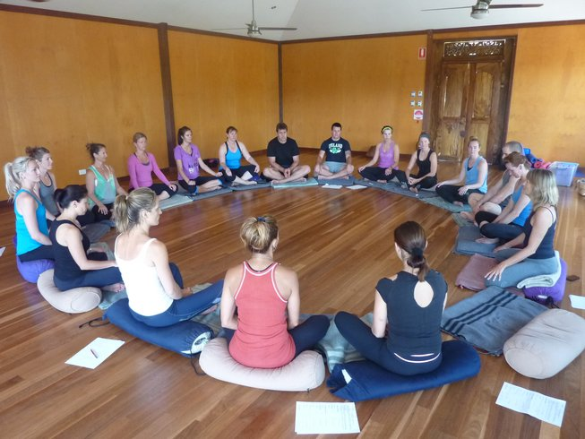 5 Days Rejuvenation Yoga Retreat in Byron Bay