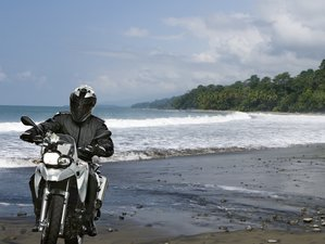 8 Day Self-Guided Signature Adventurous Costa Rica Motorcycle Tour