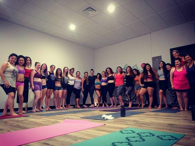 16 Days 200-Hour Immersion Yoga Teacher Training in Gianyar Regency, Bali