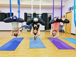 4 Day 50-Hour AeroZen Aerial Yoga Teacher Training in Wichita, Kansas