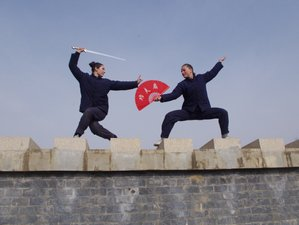 14 Days Traditional Kung Fu Training in Shandong Province, China