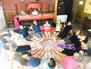 4 días de retiro de fin de año, yoga y meditación en Granada
