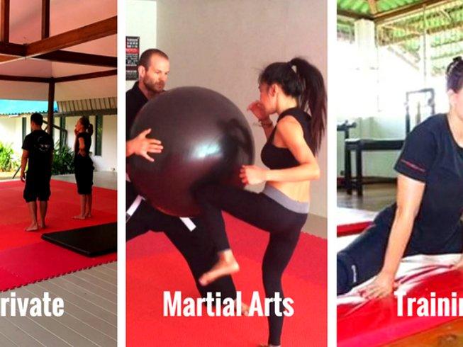 3 Weeks Multi-Martial Arts Therapy & Training Retreat Ko Samui Thailand