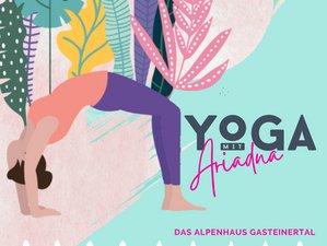 3 Tage Yoga und Meditation Retreat mit Ariadna Castorena in Bad Hofgastein, Salzburger Land