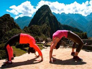 6-Daagse Avontuurlijke Yoga Retraite bij Machu Picchu, Peru