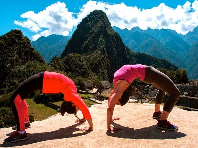 6 Days Machu Picchu Adventure and Yoga Retreat in Peru