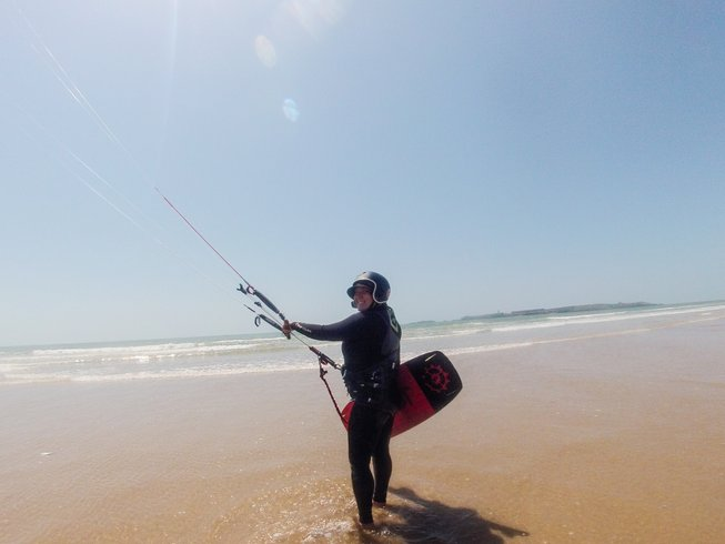 8 Days Kite, Surf and Yoga Retreat in Morocco