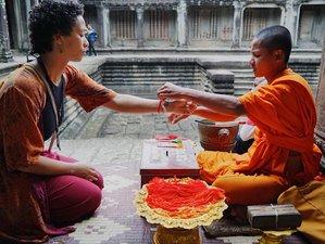 11 Days 100hr Hatha, Vinyasa, and Iyengar Yoga Teacher Training Course in Krong Siem Reap, Cambodia