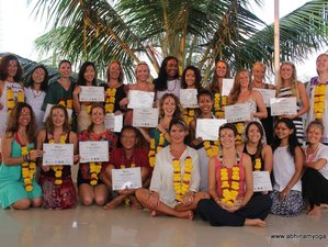 24 Days 200-Hour Ashtanga Yoga Teacher Training in Goa, India
