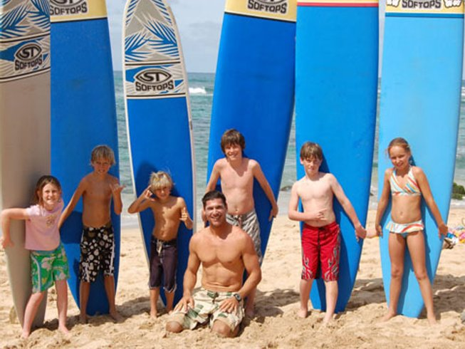 8 Days Hawaii Surf Camp