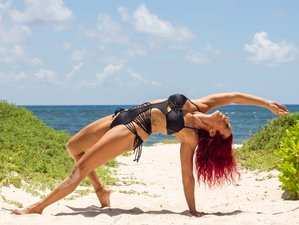 25 Days 200-Hour Bilingual Vinyasa Yoga Teacher Training in Tulum, Mexico