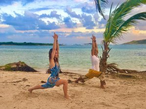 22 day-200h Intensive Yoga Teacher Training with Indian teacher in Saint Martin, Carribean