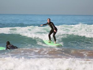 6 Days Beginner Surf Camp in Tamraght, Morocco