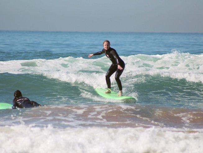 be70102f56 6 Days Beginner Surf Camp in Tamraght