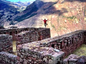 8 Days Luxury Yoga Retreat in Peru
