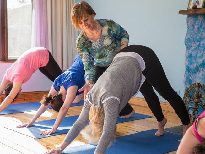 3 días retiro de yoga Hatha y meditación en Burren, Irlanda