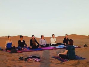 8 Day New Year Yoga Holiday in Morocco