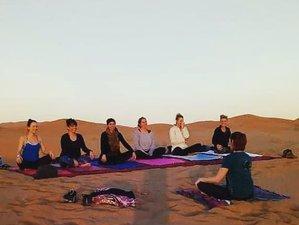 8 Tage Neujahrs Yoga und Achtsamer Fotografie Urlaub in Marokko