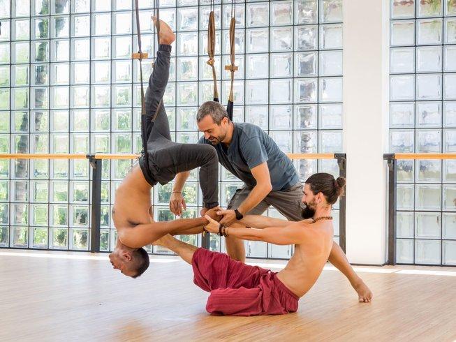 29 días profesorado de yoga multiestilo en el mágico Bali