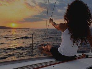 8 jours en séjour de croisière voile avec yoga vinyasa et yin à Trogir, Dalmatie