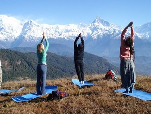 2-Daagse Trek, Wellness en Yoga Retraite in de Himalaya's, Nepal