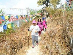 4 Day Lakurri Bhangyang Hiking and Yoga Holiday in Nepal