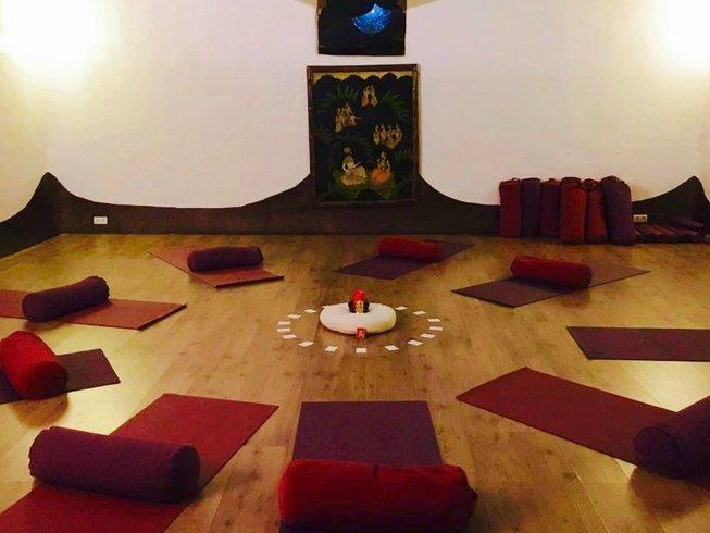 5 jours en stage de yoga et méditation en Andalousie, Espagne
