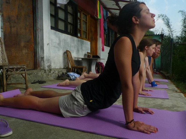 7 Days Detox and Yoga Retreat in Dali, China