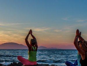 4 jours en stage de yoga aérien à Zakynthos, Grèce