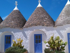 7 Day Yoga Escape in Apulia, Province of Brindisi