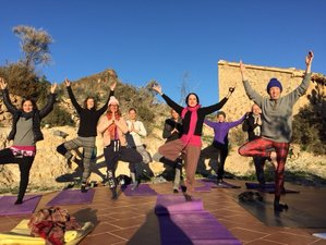 7 Days Relax, Renew and Reform New Year Yoga Retreat in Spain
