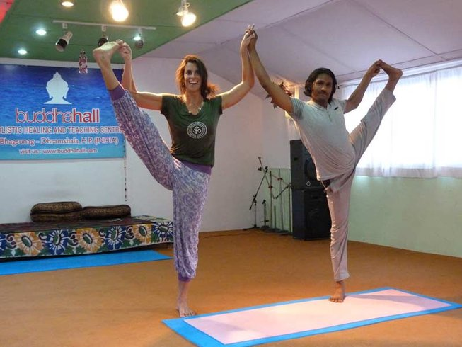7 Days Hatha Yoga Retreat in Dharamsala, India