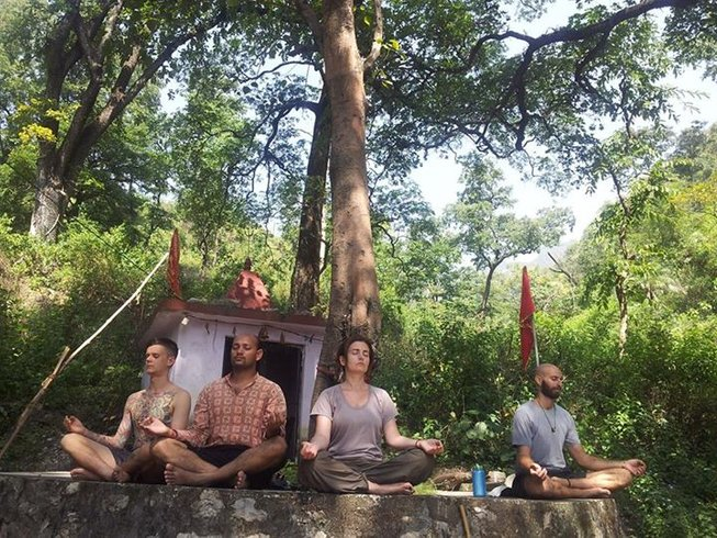 8 Days Meditation for Beginners Course in Rishikesh
