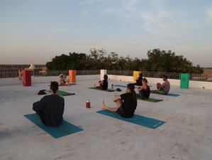 9 Tage Yoga und Ayurveda Retreat im Ashram in Rajasthan, Indien