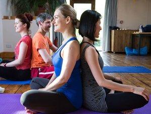 3-Daagse Winter Yoga Retraite in Devon, Verenigd Koninkrijk