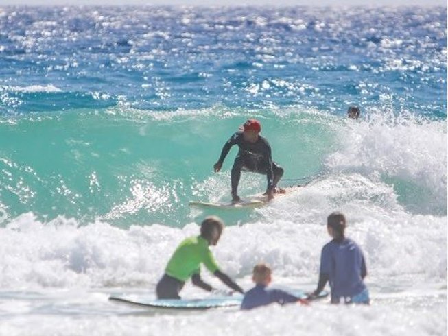22 Days Affordable Surf Camp in Corralejo, Spain