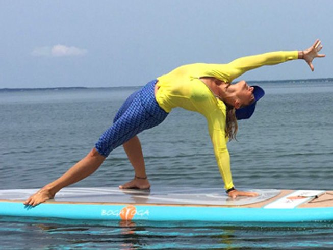 2 Days 16-Hour SUP Yoga Teacher Training in USA