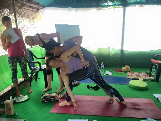28 Days 200-Hour Ayurveda and Yoga Teacher Training in Kerala, India