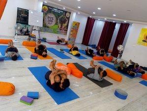 24 Days 200 Hour Yoga Teacher Training in Delhi, India