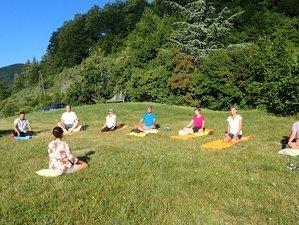 5 jours en stage de yoga et randonnées pour perdre la notion du temps à Le Vigan, Cévennes Sud