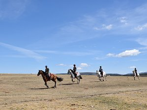 7 Days Four Valleys Horse Riding Holiday Spain