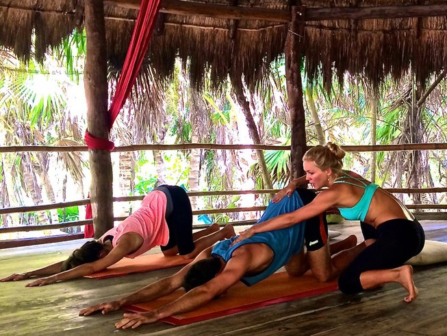 8 Days Shambala Petit Yoga Retreat in Mexico