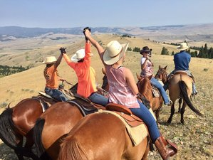 4 Days Women's Week Ranch Vacation in Montana, USA