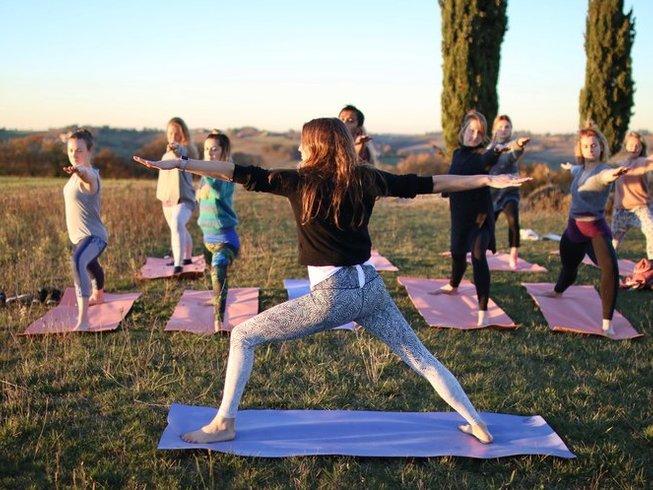 7 Tage Äquinox Yoga Urlaub in Benque, Frankreich