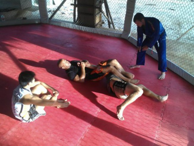 1 Week Martial Arts Training in Philippines