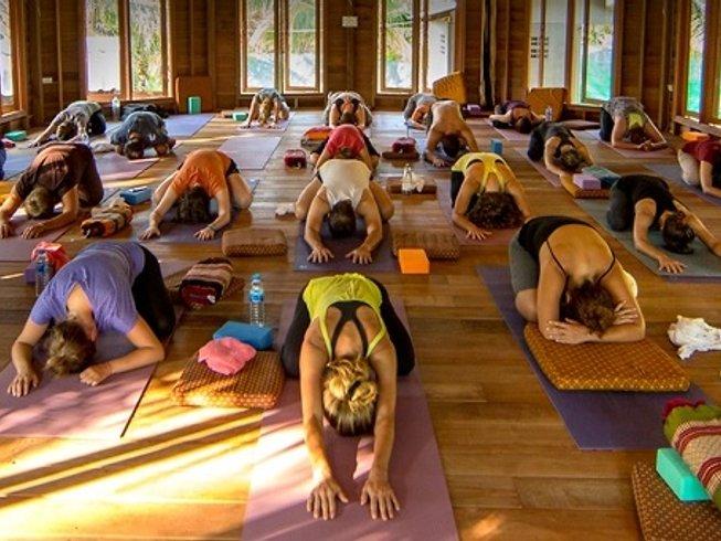 8 días vacaciones de yoga en Koh Yao Noi, Tailandia